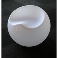 LED Stoel Appel met Multikleuren