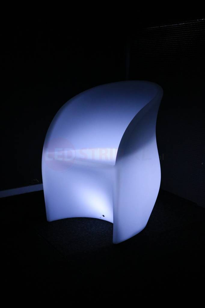 LED Armstoel / Fauteuil RGB Multikleur