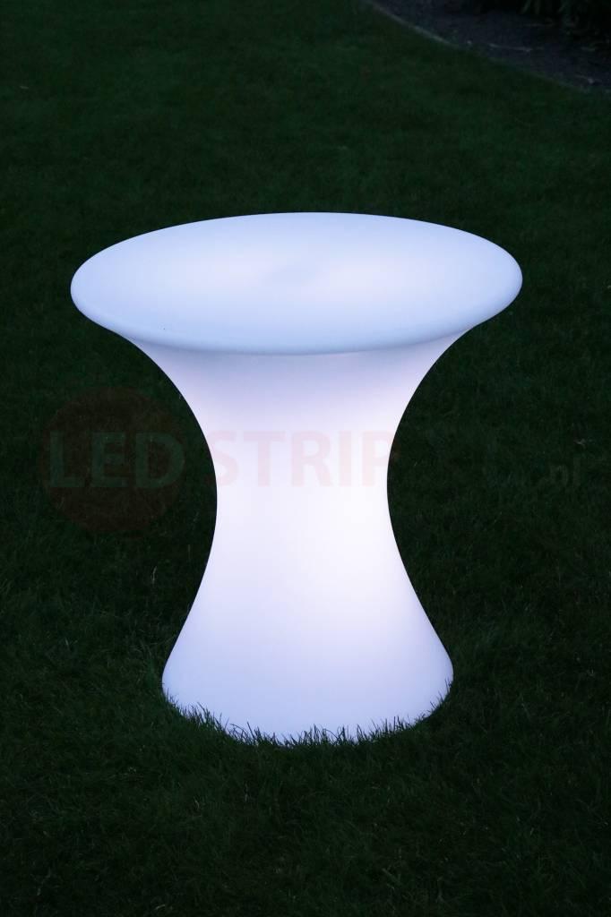 LED Tafel Rond H58 cm