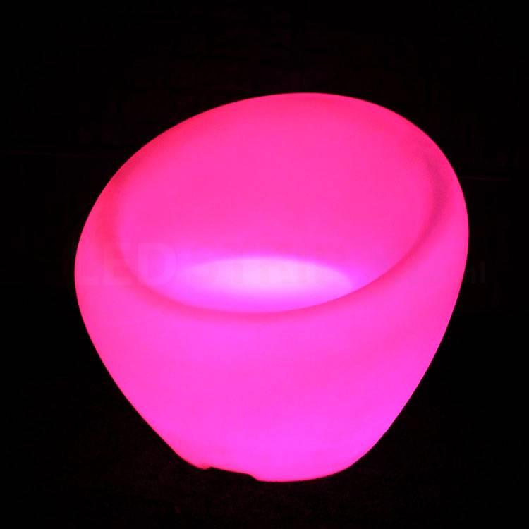 LED Sofa Stoel met RGB Multikleur