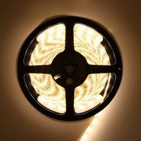 LED Strip Warm Wit 5 Meter 60 LED per meter 12 Volt - Ultra