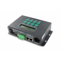 LTECH LED RGB/DMX/RDM Controller met afstandsbediening