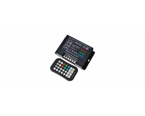LTECH RGB LED Controller DIY 6A met RF afstandsbediening