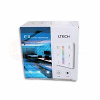 LTECH Wandpaneel EX4 voor 2.4G en DMX512 RGBW bediening