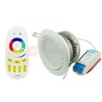 Milight LED downlight 12W met driver