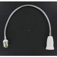 Dolphix E27 fitting verleng spiraal 50 centimeter