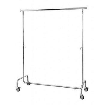 Design Garments Clothing rack slatwall