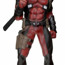Life-Size Statue Deadpool (Foam Rubber/Latex) 185 cm