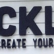 Front sign PVC 19mm x 230 x 80cm (Outdoor/Indoor)