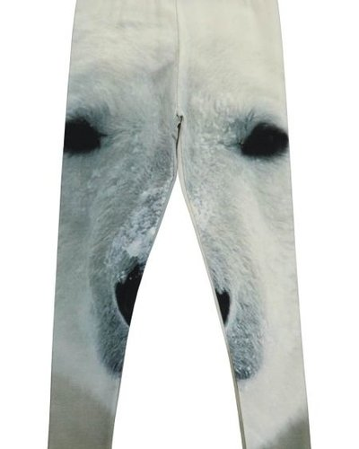 Popupshop Popup Shop Legging Icebear head