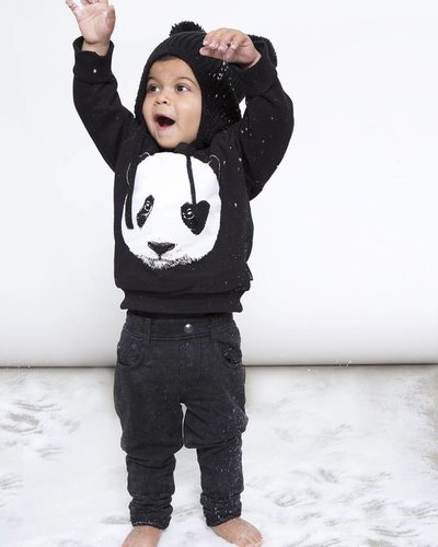 Lucky No. 7 Panda Sweater
