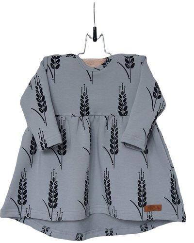 Zezuzulla Lo Dress Black Grain