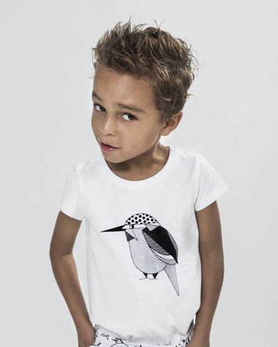 Wislaki T-shirt Kingfisher