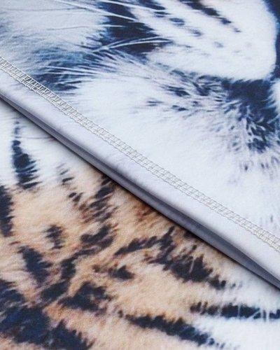 Popupshop Swim Blouse UV Tiger