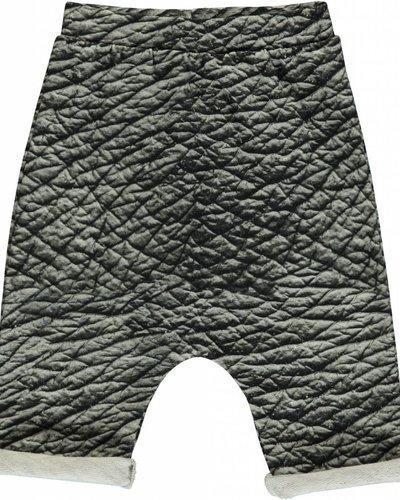 Popupshop Baggy Shorts Elephant Skin