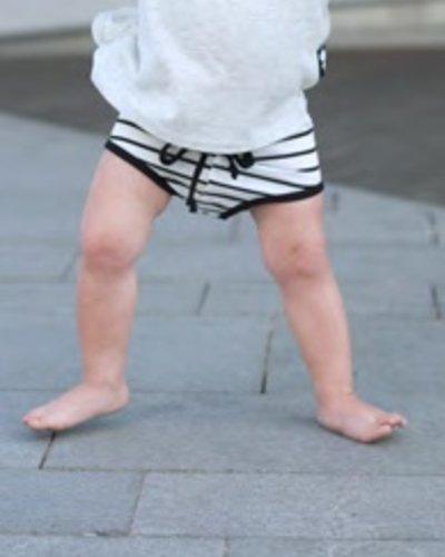Freddy Bib Shorts Wide Stripes