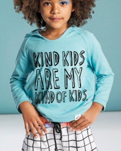 Pocopato Kind kids hoodie