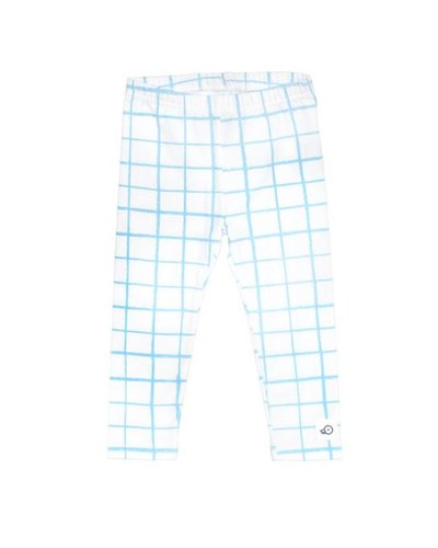 Pocopato Blue Grid Legging