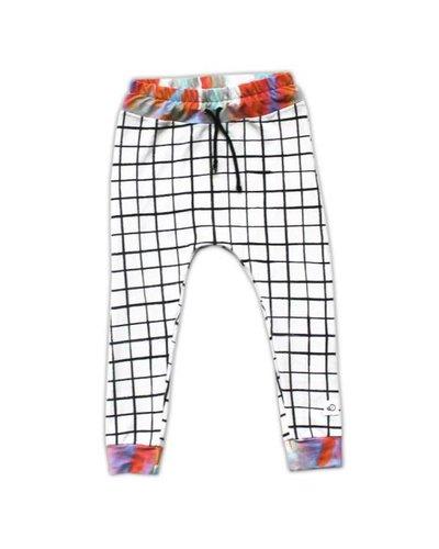 Pocopato Aurora Grid Trousers