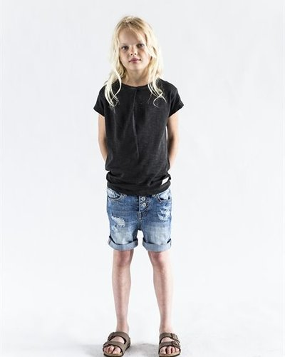 I Dig Denim Arvada Shorts Blue