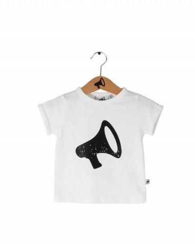 """Cos I Said So T-Shirt """"Megaphone"""""""