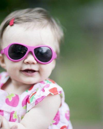 Babiators UV Zonnebril Lichtroze