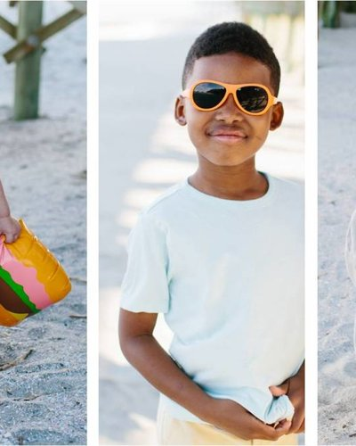 Babiators UV Sunglasses Orange