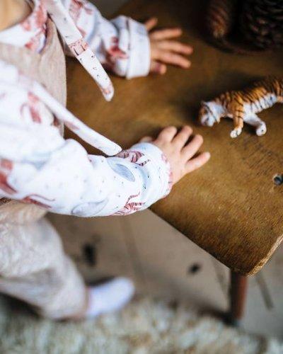 Monkind Tiger Body