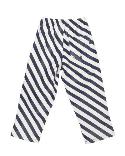 Gosoaky Hidden Dragon Striped Pants