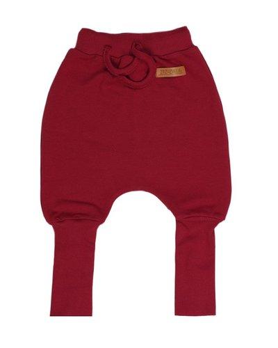 Zezuzulla Ribbing Trousers Crimson