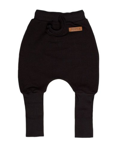 Zezuzulla Ribbing Trousers Black