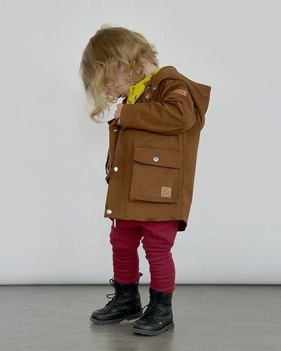 Zezuzulla Brown Jacket