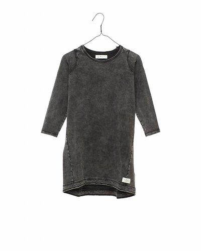 I Dig Denim Bella Dress Black washed