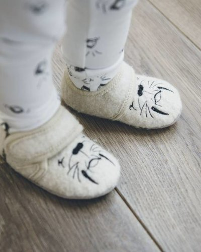 Sproet & Sprout Babyshoes with Walrusprint