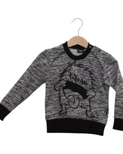 Lucky No. 7 Rebellious Monster Sweater