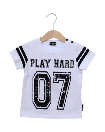 Lucky No. 7 Play Hard #7 Tee