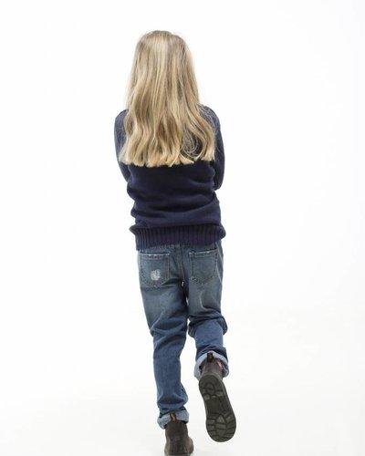 I Dig Denim Lee Jeans Blue Worn