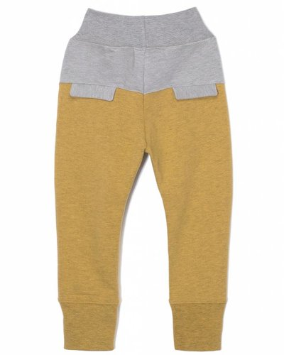 Kids On The Moon Two Coloured Jersey Pants