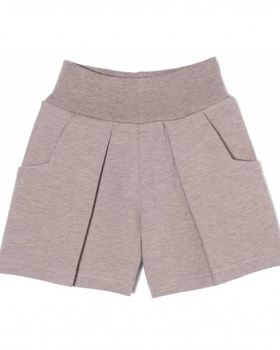 Kids On The Moon Jersey Shorts - Pink Marl