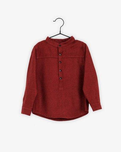 Pan Pantaloni Wine Shirt