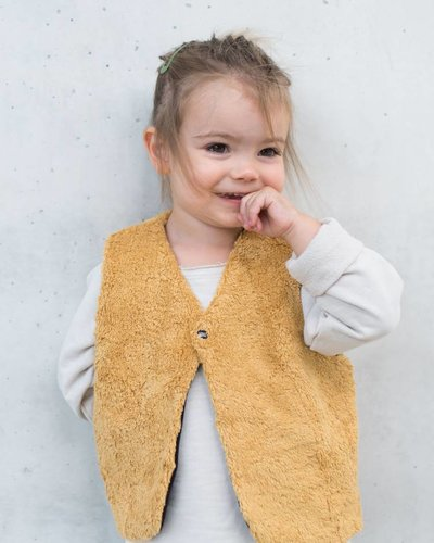 Pan Pantaloni Honey Plush Vest