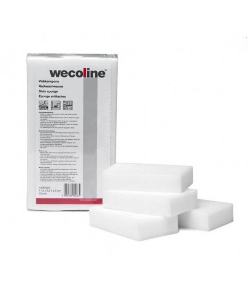 Wecoline Vlekken Spons 10x