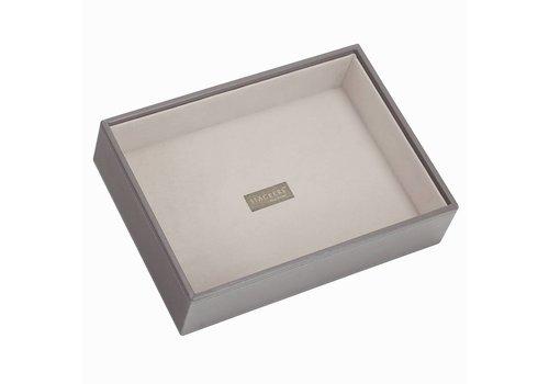 STACKERS Classic Open-Box | Mink & Grey Velvet