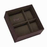 Square 2-Set in Brown & Khaki