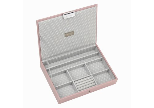 STACKERS Classic Lidded Soft Pink
