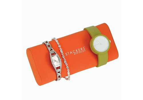 STACKERS Watch Bracelet Pad Chocolate