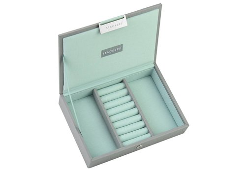 STACKERS Box Mini Pop Mint Top