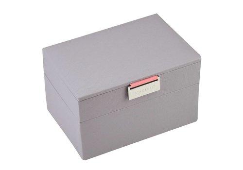 STACKERS Box Mini 2-Set Pop Coral