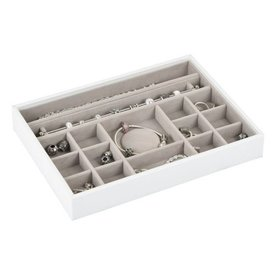 STACKERS Box Classic Charm - White