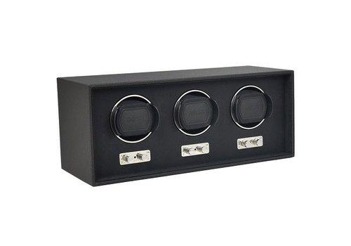DULWICH Triple Watch Rotator - Black Pads